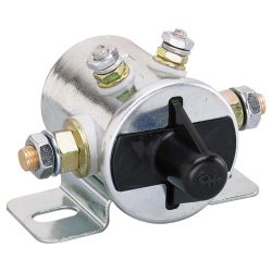 Latching Solenoid SPST 12V 110A