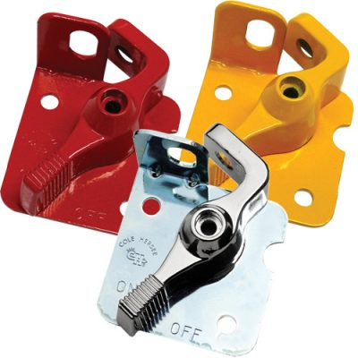 lockout levers