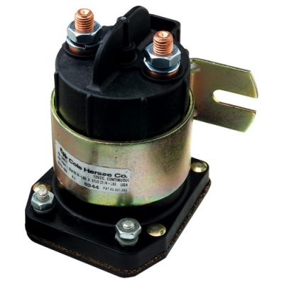 Heavy Duty Solenoid Continuous
