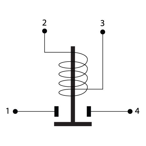 Spst 12v 200a Intermittent Duty Solenoid L Bracket 4 Stud on Battery Terminal Corrosion