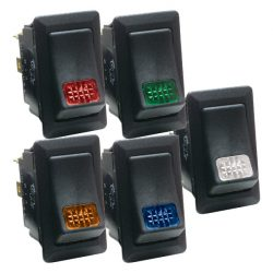 58328 Series Rocker Switches