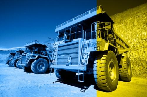Cole Hersee Mining Trucks